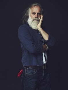 silver hair and beard, for-the-win! Dashing in denim: fashion, fitness and robust health for men AFTER age 50 http://lifequalityexaminer.com/7-important-habits-for-men-over-50/