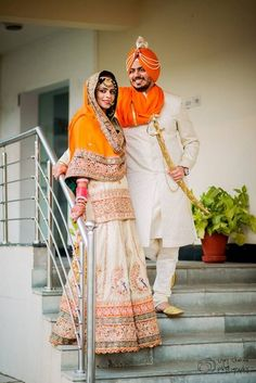 Chandigarh weddings | Parvinder & Avneet wedding story | Wed Me Good