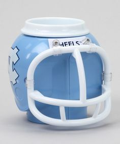 Take a look at this North Carolina Helmet Mug