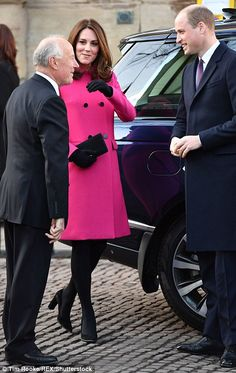 The Duke and Duchess have a packed schedule of events today as they get to know more about... #katemiddleton #royals