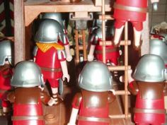 Playmobil: Rome-The Siege of Jerusalem - YouTube