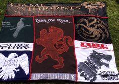 game of thrones blanket uk