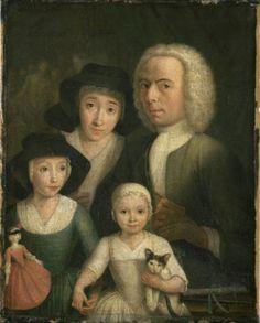Hendrik Spilman ( 1721-1784, Dutch painter )