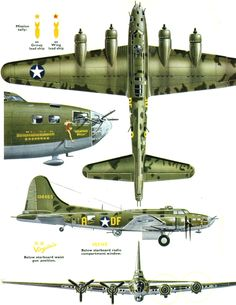 b-17 flying fortress - Google Search