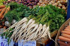 Les légumes oubliés : le raifort