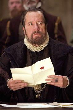 "Geoffrey Rush in ""Elizabeth - The Golden Age"" (2007)"