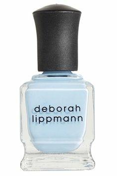 deborah lippmann blue orchid