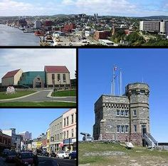 Newfoundland, Canada, Downtown St.John's. Beautiful Places!