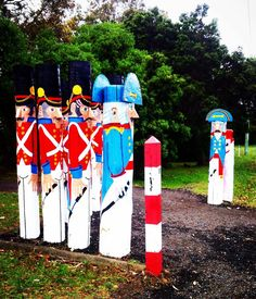 Barwon Heads Village Park #security #bollards #timber #history #aguideto #aguidetobarwonheads #smallbusiness #shoplocal #livelovelocal #instagood #photography #ocean #beach #surf #fun #amazing #art #summer #barwonheads #oceangrove #bellarine #bellarinepeninsula #gtown #geelong #melbourne #visitvictoria #tourismgeelong #australia #seeaustralia #visitgeelongbellarine by a_guide_to_barwonheads http://ift.tt/1JO3Y6G