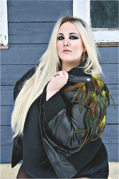 SKORCH Magazine High Fashion Issue shoot #fatshion »» Beautiful curvy and plus-size women