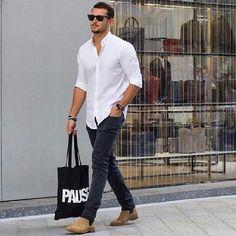 Curte o look? | @moda.homem |