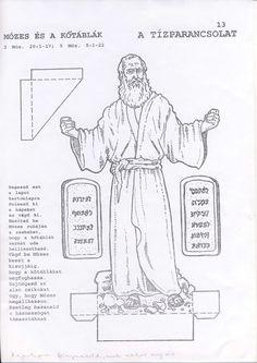Kreat'v Hittan: Tízparancsolat