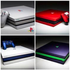 Control Playstation, Playstation Consoles, Playstation Games, Ps4 Games, Ps4 Skins, Video Game Rooms, Sasuke X Naruto, Ps4 Controller, Game Art