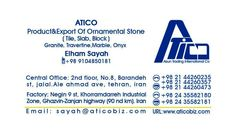 Product &Export of ornamental stone