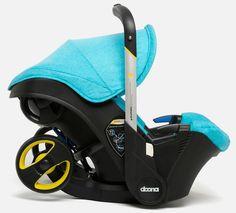 Há dois dias atrás, aconteceu o ABC Spring, uma exposição de produtos infantis, e um dos destaques, foi este carseat que prometerevolucionar o conceito deste produto para bebê!! O Doona …