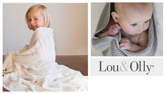 Wonderful Merino Blankets from Lou, made in New Zealand