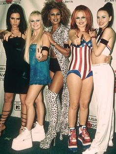 Google search The Spice girls