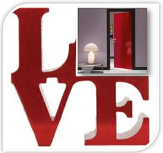glossy red door, Lucida collection. #Isomax
