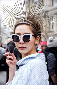 Kim Na Young - fashion weapon