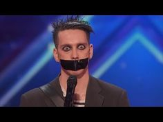 America's Got Talent - Tape Face All Acts - YouTube https://www.youtube.com/watch?v=ikhQVNyZIRw