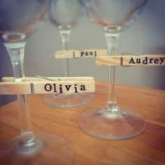 40 Great Ideas for DIY Wedding Place Cards - Awesome Wedding Name Cards Wedding Name Tags, Wedding Table Names, Wedding Cards, Diy Wedding Name Place Cards, Diy Name Cards, Card Table Wedding, Wedding Places, Destination Wedding, Place Names