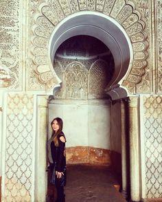 Viajar sozinha pela Europa_Marrocos_Viajando bem e barato