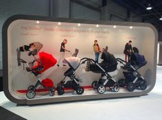Luxe Line-up at ABC Kids Expo in Las Vegas 2014 – Stokke Connection Strollers