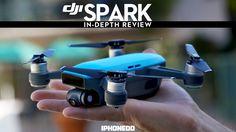 DJI Spark — In Depth Review [4K] Buy DJI Spark with full Australian warranty at the best price going. #DJISpark https://www.camerasdirect.com.au/dji-drones-osmo/dji-spark