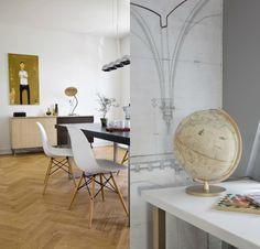 Wie Architekten ihr Know-how und Stilgefühl im eigenen Heim einsetzen? Wir haben einen kurzen Blick in das Zuhause von Architekten geworfen. Mehr hier!