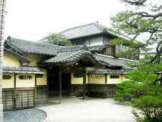 唐津市 旧 高取邸。こんな風情のある家に住みたいものです・・。 : 佐賀県武雄市  武雄温泉 あるタクシー会社   もろもろ情報ブログ