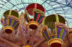 10 things to do with kids in Vegas