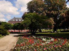 Sommer am Schloss. © LUDWIGGALERIE