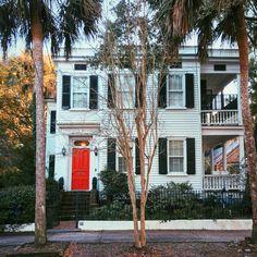 "thepursuitofcivility: "" Wentworth Street Charleston, South Carolina """