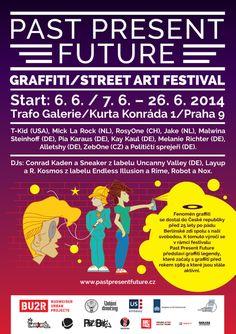 PAST PRESENT FUTURE // 6. - 26. 6. 2014