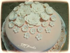 #TMJcreative #fondant #birthdaycake