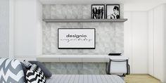 Projeto Desígnio Arquitetos. Quaro Ana Beatriz. Brasília, Brasil. #desígnioarquitetos #arquitetura #design #decoração
