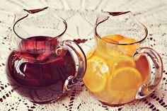 Sangria Recipe from A Beautiful Mess