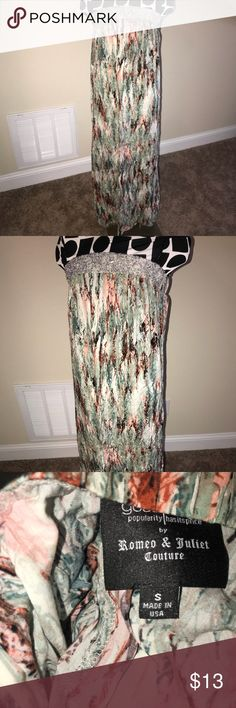 Beautiful Romeo and Juliet Couture dress EUC and gorgeous! This is a stunning dress Romeo & Juliet Couture Dresses