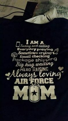 This is great for any service mom!