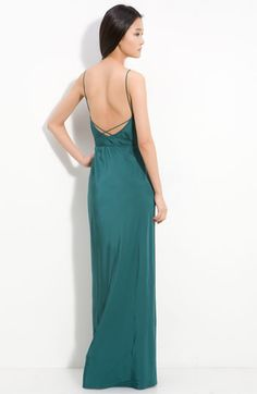 now THAT is a bridesmaid dress you could wear again