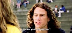 Pin for Later: 37 Ways We'll Always Remember Heath Ledger Playing bad-boy-turned-romantic Patrick Vernon in 10 Things I Hate About You.