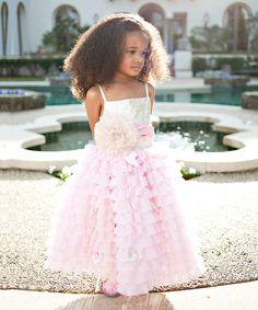 Love this Bashful Primrose Dress - Infant, Toddler & Girls by Moxie & Mabel on #zulily! #zulilyfinds