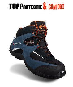 Bocanci de protectie Heckel MacMove S1P HRO Jordans Sneakers, Air Jordans, Hiking Boots, Shoes, Fashion, Moda, Zapatos, Shoes Outlet, Fashion Styles