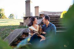 Kathleen + Jeremy / Engaged! | Larz Anderson Park Engagement Photos | Stephanie Rita Photography