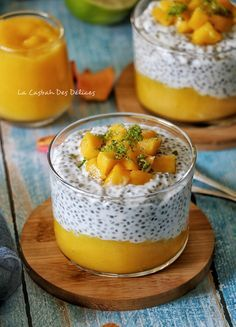 Raw Food Recipes, Sweet Recipes, Vegetarian Recipes, Dessert Recipes, Chia Dessert, Weird Food, Exotic Food, Healthy Cake, Batch Cooking