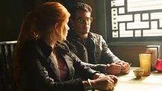 Find out if Clary and Simon will have a chance at romance. Sorry, Simon and Clary shippers, Shadowhunters is giving Climon a miss for the time being. Idris Brasil, David Castro, Simon And Clary, Reasons To Date Me, Kat Mcnamara, Katherine Mcnamara, Meg Thomas, Shadowhunters Tv Series, I Will Fight