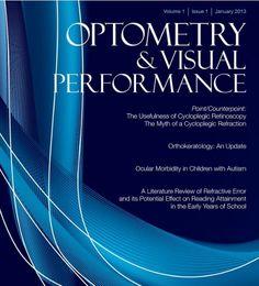 MainosMemos: Optometry & Visual Performance Debuts!
