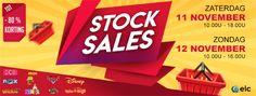 Stock Sales EIC -- Willebroek -- 11/11-12/11