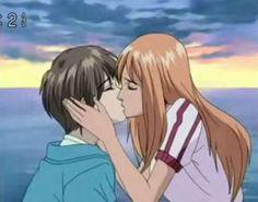 momo and kairi | momo kissed who more - Peach Girl - Fanpop