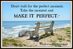 make it perfect bench